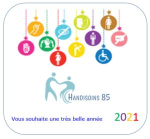 Voeux 2021 Handisoins85