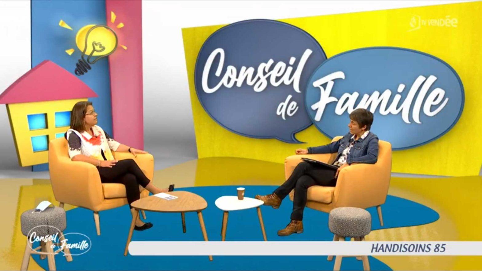 Miniature de la vidéo TV Vendée. Interview de Sylvie Verbrugghe